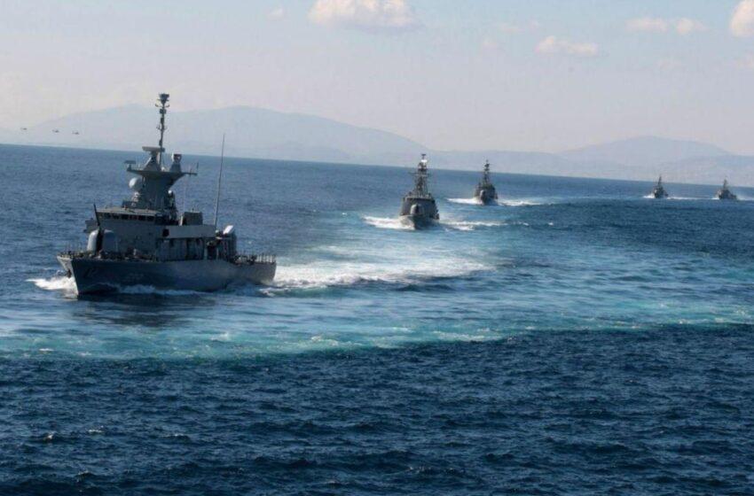 Δημοσκόπηση: Το 56% των Ελλήνων θέλουν στρατιωτική απάντηση εάν η Τουρκία παραβιάσει κυριαρχικά μας δικαιώματα