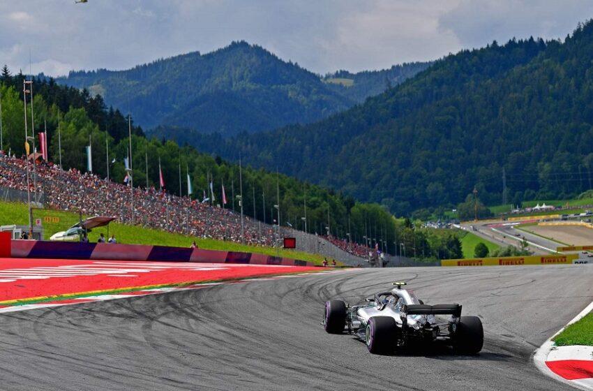 Στις 5 Ιουλίου από την Αυστρία ξεκινάει η Φόρμουλα 1