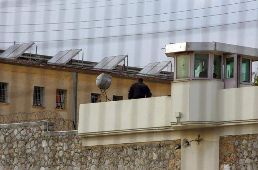 Κοροναϊός: Κρούσματα στις φυλακές Διαβατών – Θετικοί κρατούμενοι και σωφρονιστικοί