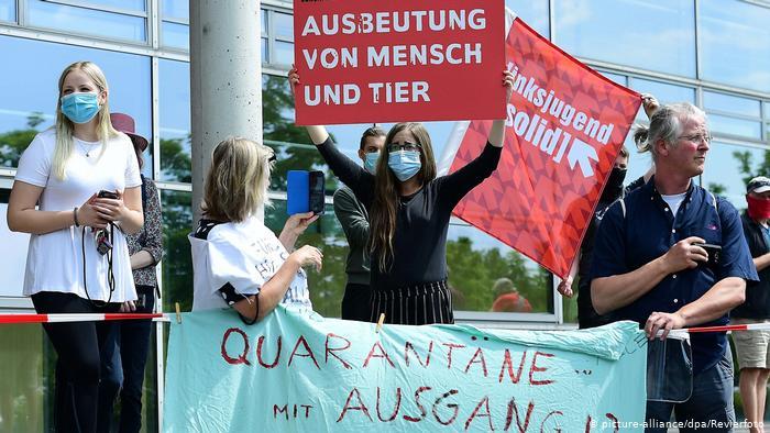 Γερμανία: 650.000 άνθρωποι σε καραντίνα