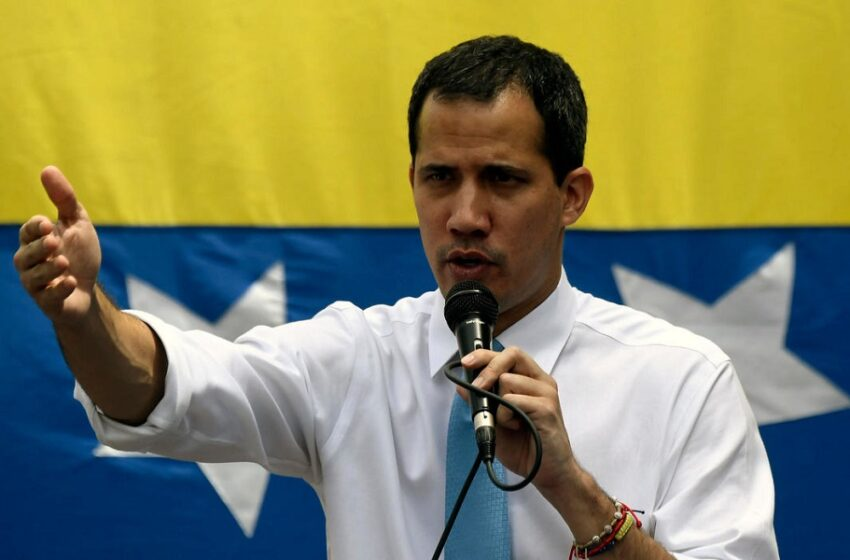 Διπλωματική σύγκρουση Παρισιού – Καράκας για τον Γουαϊδό
