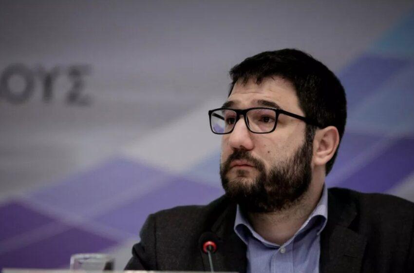Ο Νάσος Ηλιόπουλος νέος εκπρόσωπος τύπου του ΣΥΡΙΖΑ