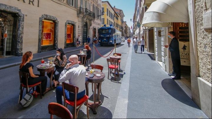 Ιταλία: 1.365 τα νέα κρούσματα κορωνοϊού