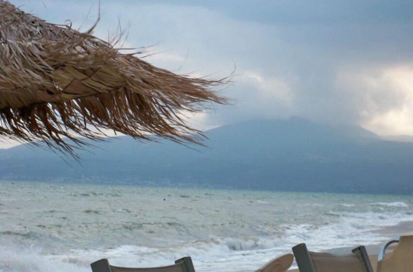 Χαλάει πάλι ο καιρός στη… μισή Ελλάδα με βροχές και καταιγίδες