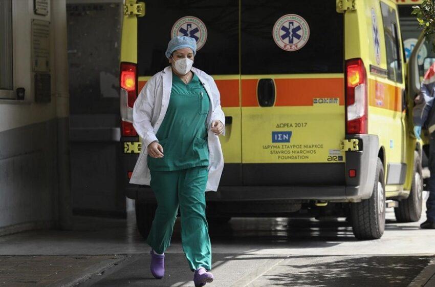 Κατέληξαν 7 ακόμη ασθενείς covid – Στα 497 τα θύματα του φονικού ιού