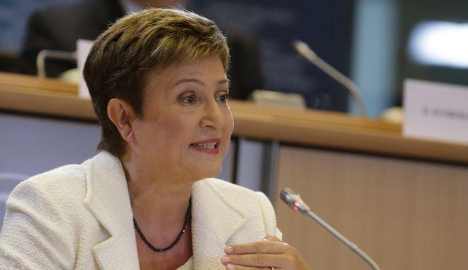 Επικεφαλής του ΔΝΤ: Ξοδέψτε, αυτό είναι το μήνυμα στις κυβερνήσεις