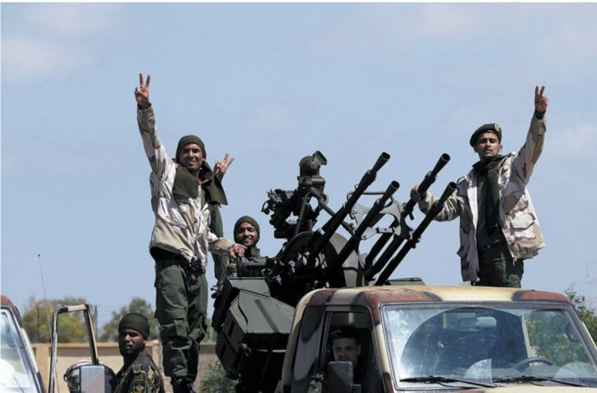 ΟΗΕ: Υπάρχουν αποδείξεις για εγκλήματα πολέμου και εγκλήματα κατά της ανθρωπότητας στη Λιβύη