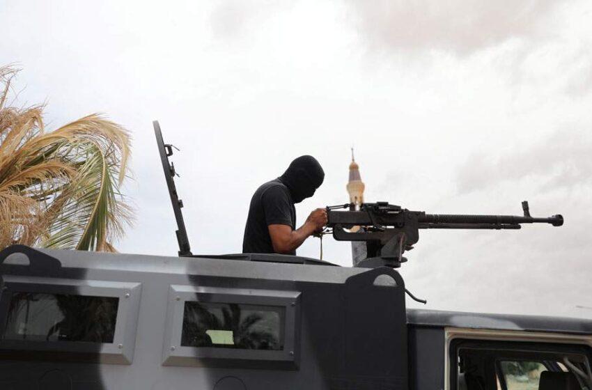"""Έκκληση του Βερολίνου προς τους εμπλεκόμενους """"να σταματήσουν τον εφοδιασμό με όπλα και μαχητές"""" στη Λιβύη"""
