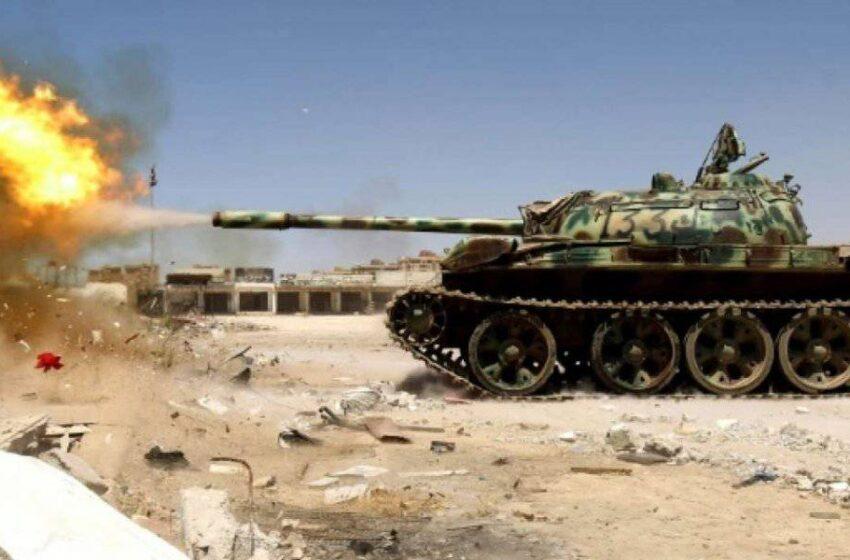 Λιβυκό: Έκκληση από Γαλλία, Γερμανία, Ιταλία να σταματήσουν οι εχθροπραξίες και οι ξένες επεμβάσεις