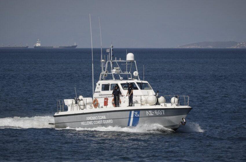 Ναυάγησε σκάφος με μετανάστες στην Κρήτη – Σε εξέλιξη επιχείρηση του Λιμενικού