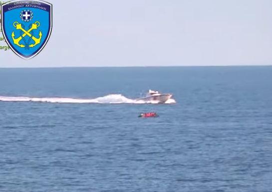 Το λιμενικό απαντά με βίντεο-ντοκουμέντο: Τουρκικά πλοία αρνούνται να διασώσουν μετανάστες