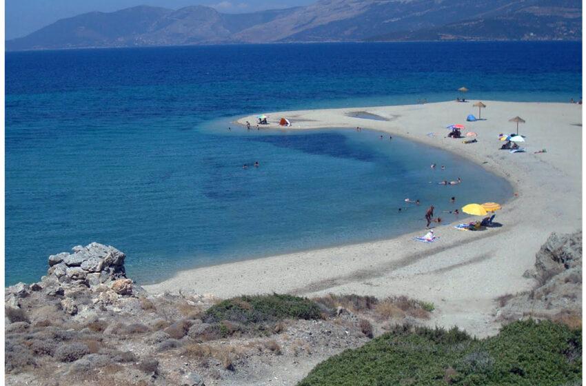 Εκεί βρίσκεται η παραλία στο βίντεο της καμπάνιας για τον τουρισμό (vid)