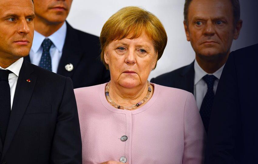 Η Μέρκελ προαναγγέλλει αποτυχία στη Σύνοδο Κορυφής για το Ταμείο Ανάκαμψης
