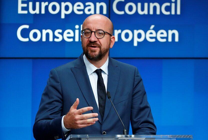 Μισέλ εναντίον Τουρκίας: Θετική ατζέντα  μόνο εάν σταματήσει τις μονομερείς ενέργειες προς την ΕΕ και τα κράτη-μέλη της