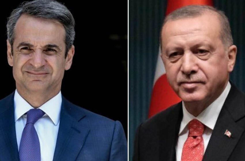 Ο Τσαβούσογλου προετοιμάζει τη συνάντηση Μητσοτάκη – Ερντογάν