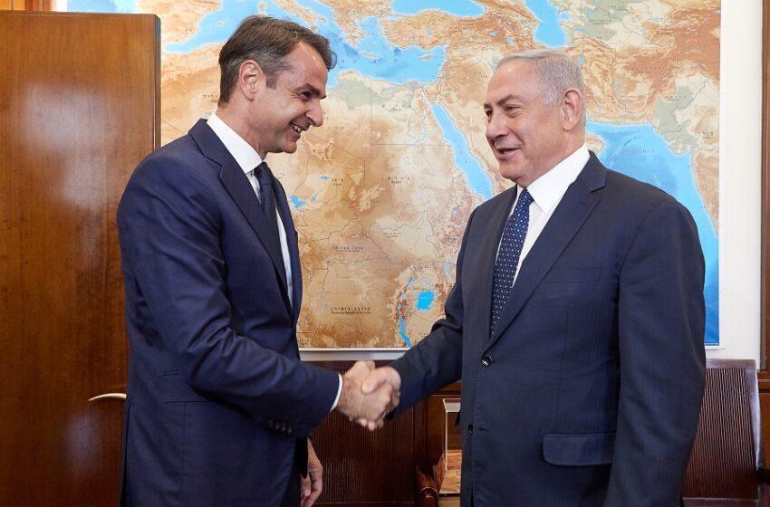Ο Κυρ. Μητσοτάκης στο Ισραήλ – Διευρυμένη η ατζέντα – Αναλυτικά το πρόγραμμα του πρωθυπουργού