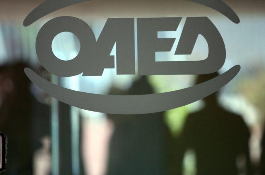 ΟΑΕΔ: Καταβλήθηκαν Δώρο Χριστουγέννων, προπληρωμές επιδομάτων ανεργίας και ειδικής παροχής προστασίας μητρότητας