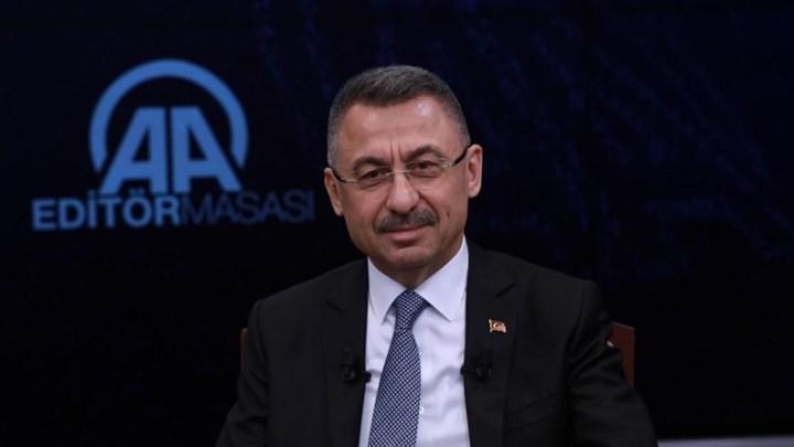 Αντιπρόεδρος τουρκικής κυβέρνησης: Σκίζουμε τους χάρτες που θα μας εγκλώβιζαν στην Αν. Μεσόγειο -Γαλλία: Απειλεί Ελλάδα και Κύπρο