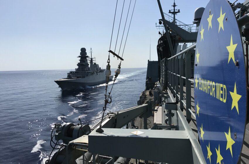 """Έγγραφο της Ε.Ε.: """"Υποπτο από καιρό για μεταφορά όπλων στη Λιβύη το τουρκικό πλοίο"""""""