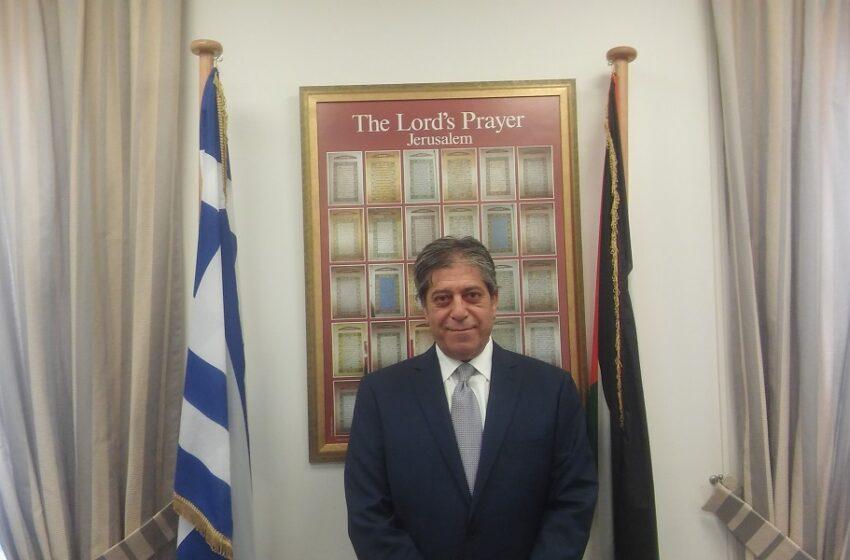 ΑΟΖ Παλαιστίνης – Τουρκίας: Μισή διάψευση από τον πρεσβευτή στην Αθήνα και… παρατηρήσεις στα ΜΜΕ