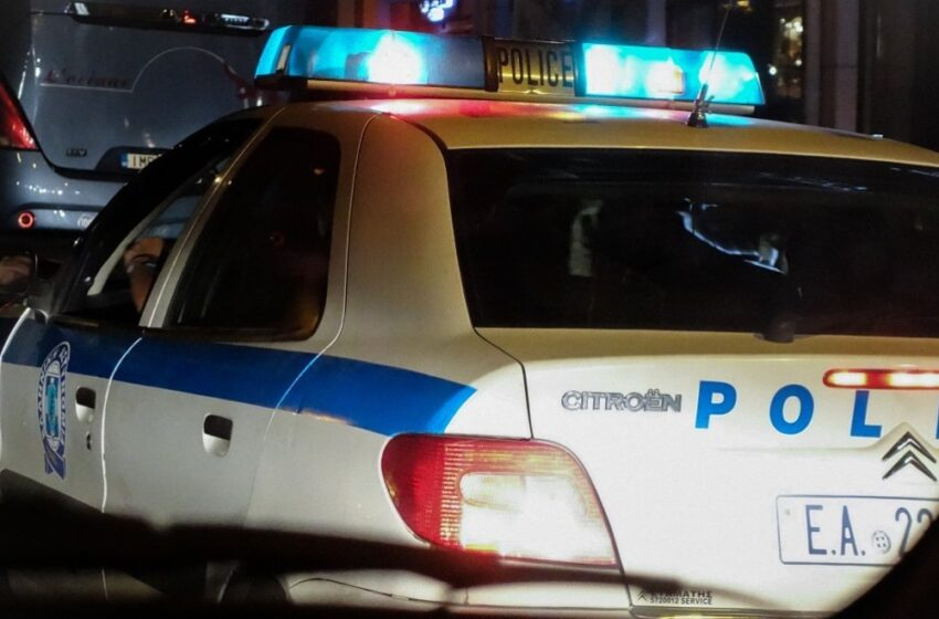 Κυψέλη: Συνελήφθη ο δράστης της επίθεσης με καυστικό υγρό