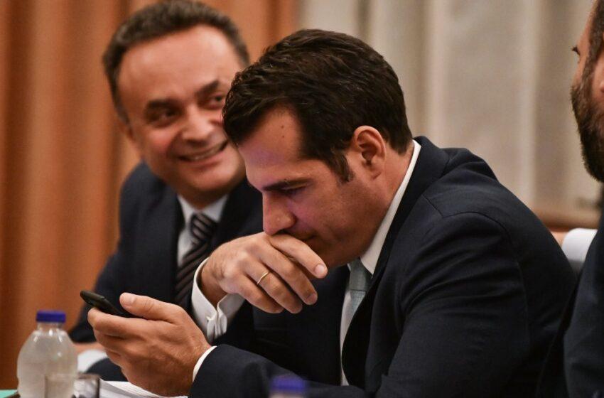 """Υποκλοπή Μιωνή: Σχέδιο κομμένο και ραμμένο για… Τσίπρα – Η """"προδοσία"""" του Θάνου Πλεύρη"""