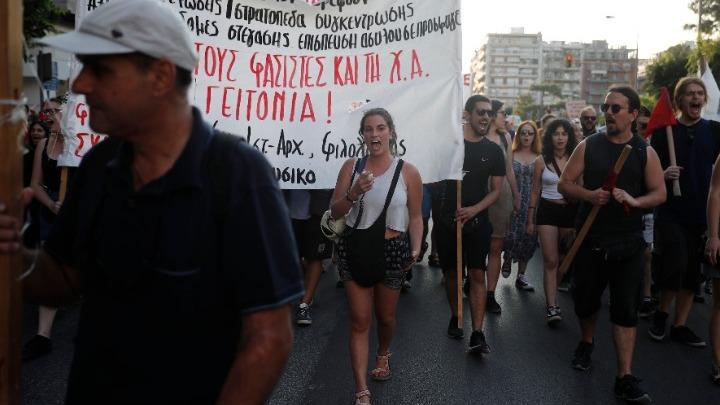 Συγκέντρωση και πορεία κατά του ρατσισμού στη Θεσσαλονίκη