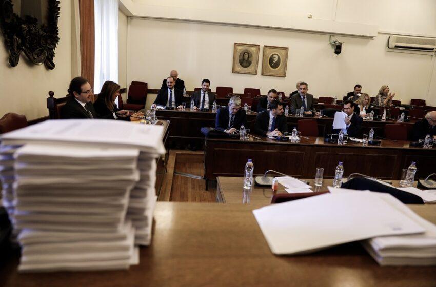 Στον εισαγγελέα ο φάκελος Μιωνή – Παπαγγελόπουλος: Ο Πλεύρης ήξερε για τις κασέτες – Θέμα αξιοπιστίας Ράικου από τον ΣΥΡΙΖΑ