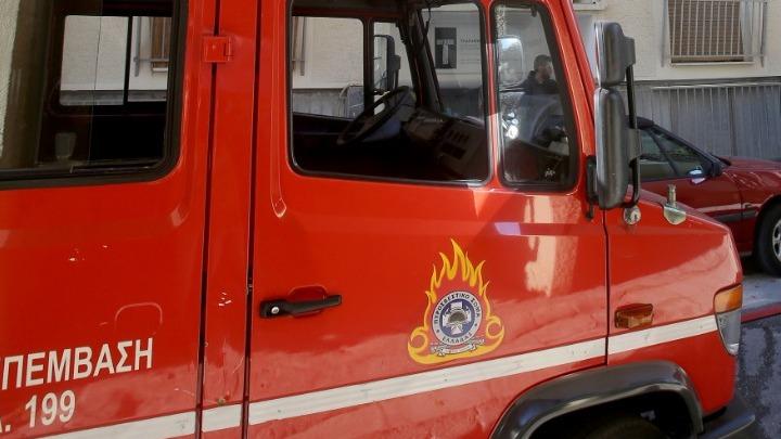 Φωτιά στο Χαλάνδρι