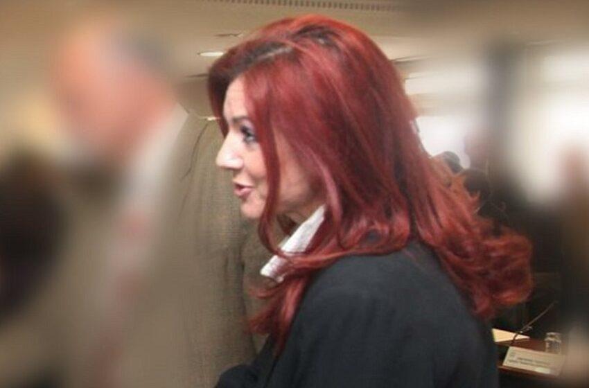 Σε εισαγγελέα Εφετών προήχθη σήμερα η Ελένη Ράικου
