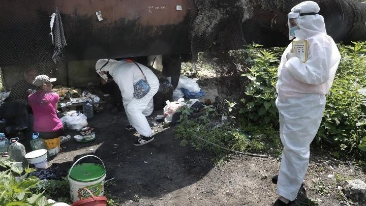 Ρωσία: Ο αριθμός των κρουσμάτων κοροναϊού ξεπέρασε το ορόσημο του μισού εκατομμυρίου