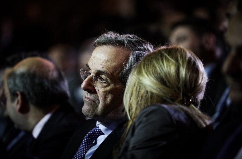 Παπαγγελόπουλος: Ο Σαμαράς έβαλε στο κάδρο την Μαρέβα και την χαρακτήρισε φίλη του Παπασταύρου