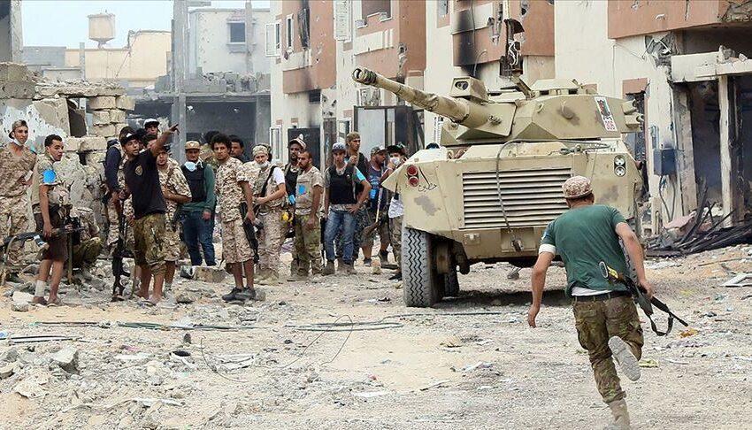 Λιβύη: Απειλείται γενική ανάφλεξη
