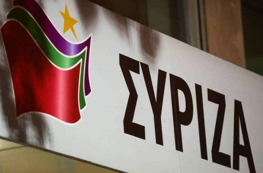 ΣΥΡΙΖΑ: Ο πανικός της ΝΔ για την οικονομία έβγαλε από τη ναφθαλίνη τον Καλογρίτσα
