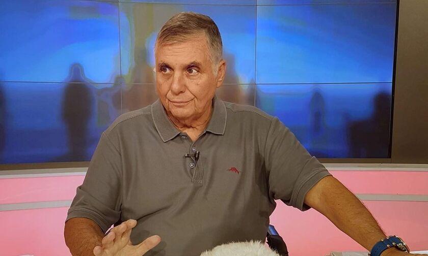"""Γ.Τράγκας: Ποιοι και γιατί με έδιωξαν από τα """"Παραπολιτικά""""- Βαριές κατηγορίες για τον ρόλο του Μαξίμου (vid)"""