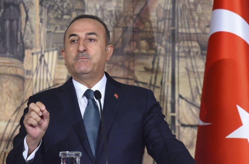 Τσαβούσογλου: Υπάρχει συμφωνία Τουρκίας – ΗΠΑ για συνεργασία στη Λιβύη