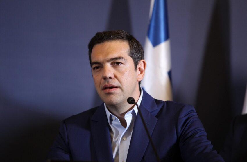 Αλ. Τσίπρας: Ο κ. Μητσοτάκης για ακόμη μια φορά φεύγει από ένα Ευρωπαϊκό Συμβούλιο με άδεια χέρια
