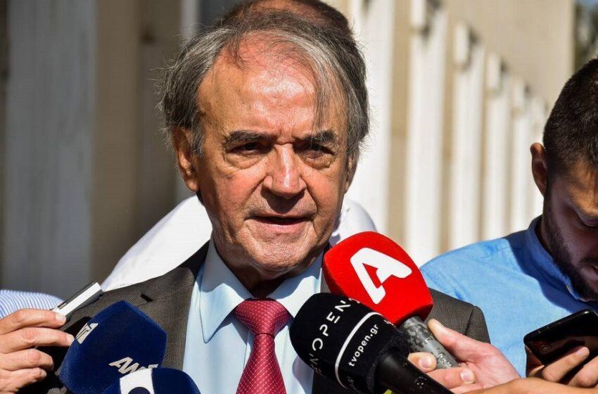 Novartis: Εισαγγελική παρέμβαση για τη διαρροή κατάθεσης ζητά ο Τσοβόλας