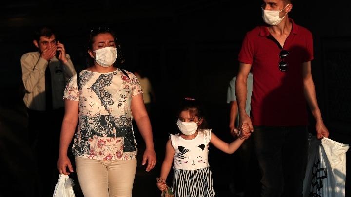 Κοροναϊός: Ξεπέρασαν τις 250.000 τα κρούσματα στην Τουρκία