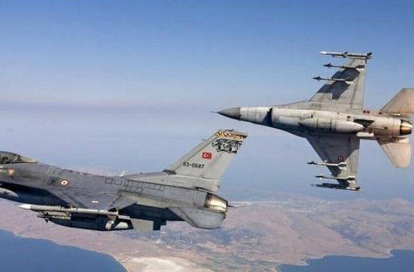 Αγαθονήσι: Υπερπτήσεις τουρκικών μαχητικών μία μέρα μετά την επίσκεψη της ΠτΔ