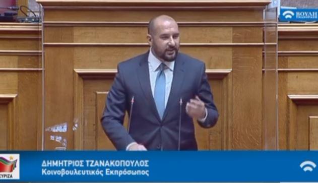 Τζανακόπουλος κατά Αυγενάκη: Επιστροφή στις παλιές καλές πρακτικές για καναλάρχες, ολιγάρχες και κρατικοδίαιτους επιχειρηματίες (Vid)
