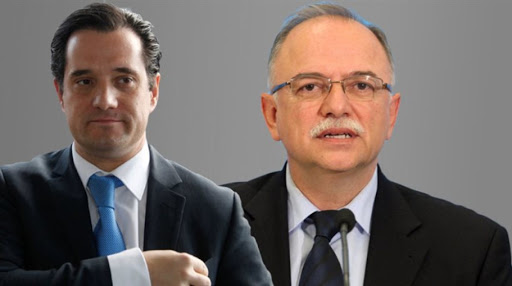 """Ο Α. Γεωργιάδης """"προμοτάρει"""" το """"Πρώτο Θέμα"""" για τα νέα ακίνητα Παπαδημούλη"""