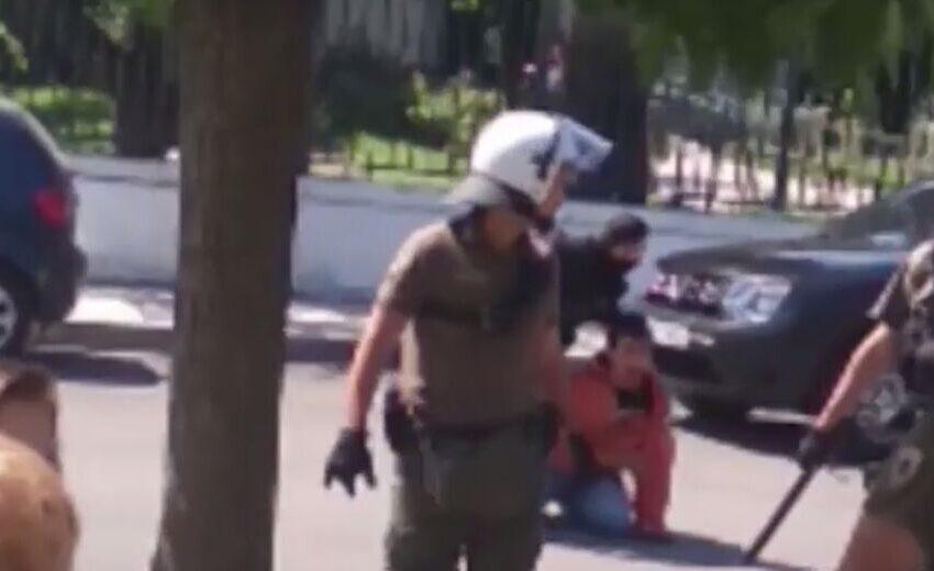 Βόλος: Νέα καταγγελία για ξυλοδαρμό διαδηλωτή από αστυνομικούς