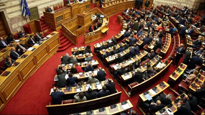 Υπερψηφίστηκε επί της αρχής, με ψήφους της ΝΔ μόνο, το ν/σ για τις υπαίθριες συναθροίσεις