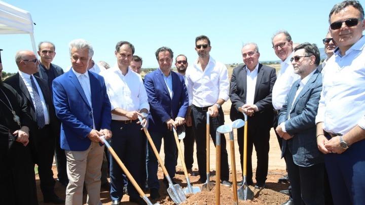 Αδ. Γεωργιάδης για την εκκίνηση τριών τουριστικών επενδύσεων: Πάμε γερά