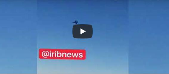 """Επικίνδυνα """"παιχνίδια"""": Αμερικανικό F15 παρενόχλησε ιρανικό επιβατικό – Τραυματίστηκαν επιβάτες (vid)"""