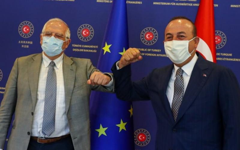 """Η Μέρκελ επισπεύδει το σχέδιο απευθείας διαπραγματεύσεων Ελλάδας-Τουρκίας- """"Περίεργη"""" αναφορά Μπορέλ σε διάλογο για τα """"χωρικά ύδατα"""""""