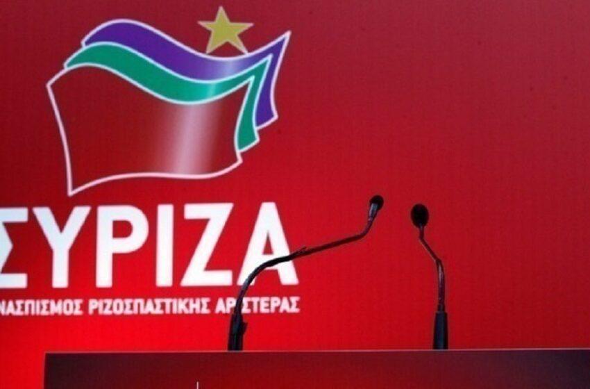 """ΣΥΡΙΖΑ: Τα """"θα"""" ενός ανίκανου, αποτυχημένου και σε αποδρομή Πρωθυπουργού που ετοιμάζεται να δραπετεύσει δεν πείθουν κανέναν"""