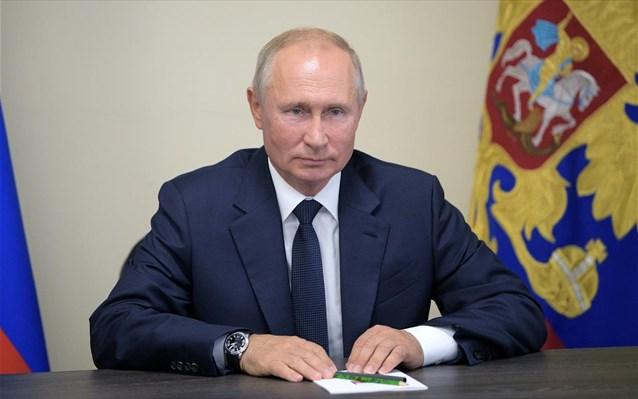 Συνεχίστε την καλή δουλειά, λέει ο πρόεδρος Πούτιν στους Ρώσους κατασκόπους