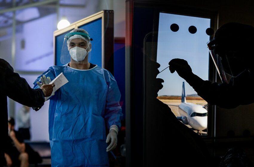 """""""Βράζει"""" η πανδημία στα βόρεια- Συναγερμός για τα εισαγόμενα κρούσματα από τα Βαλκάνια"""